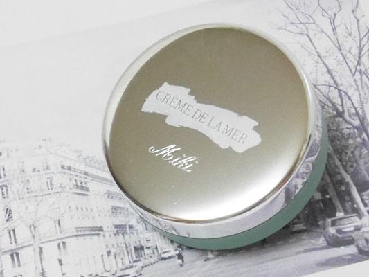 口紅刻印 サービス ドゥラメール「ザ・リップバーム」プレゼント
