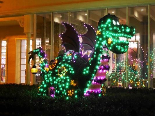 東京ディズニーセレブレーションホテル エレクトリカルパレード