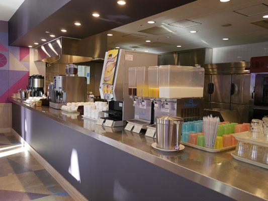 東京ディズニーセレブレーションホテル 朝食 メニュー スープ・ドリンク