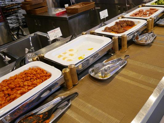 東京ディズニーセレブレーションホテル 朝食 メニュー おかず