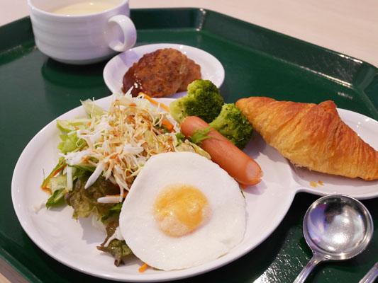 東京ディズニーセレブレーションホテル 朝食 美味しい?