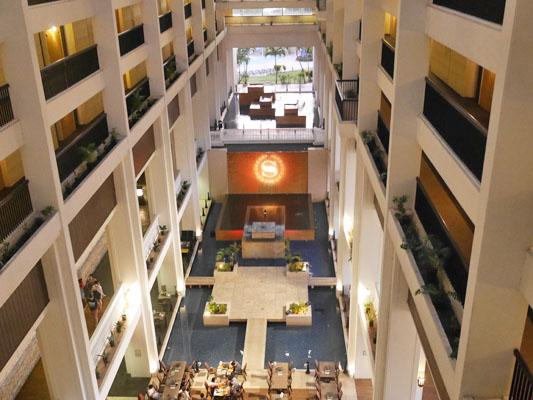 シェラトン グアム オーシャンビュー 施設 口コミ 宿泊 ブログ