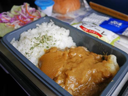 ユナイテッド航空 機内食 口コミ