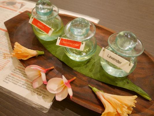 ホテル・ニッコー・グアム スパ アユアラン トリートメントオイル 香り 選べる