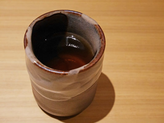 神田 居酒屋 蔵KOKORI ほうじ茶