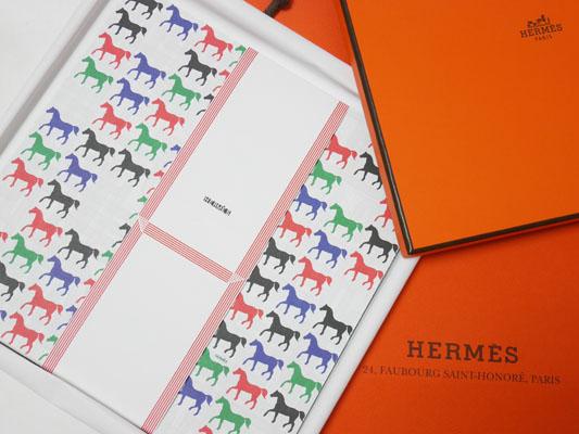 HERMES(エルメス)の折り紙「オリガミ」