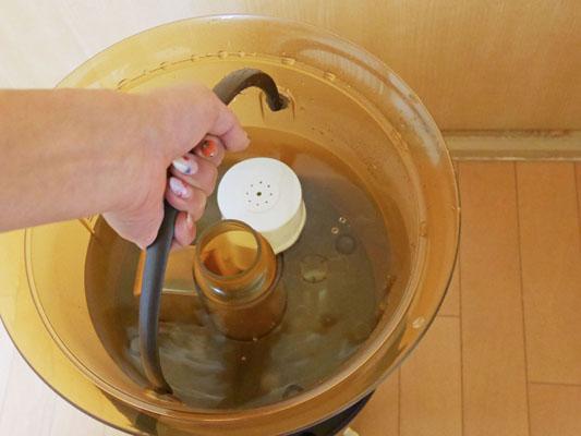 ブルーノ 加湿器 給水方法 口コミ