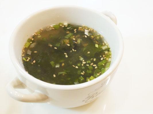 コスモス食品 わかめスープ 口コミ 味