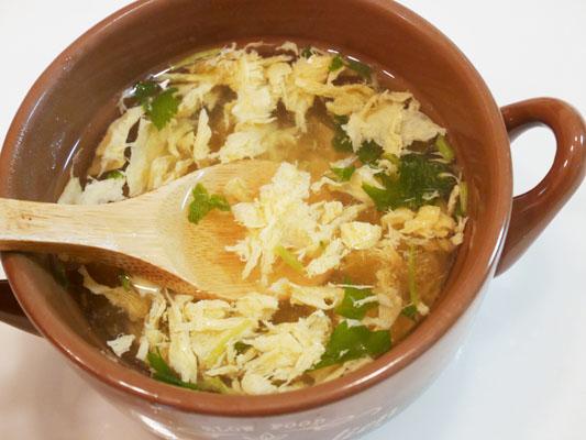 コスモス食品 たまごスープ 口コミ 味