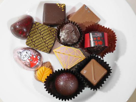 2018年 高島屋 バレンタイン オススメチョコレート