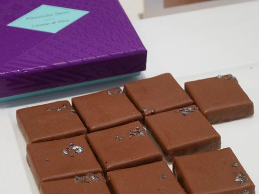 パリ はちみつ専門店 アレクサンドル・スターン チョコレート 店舗