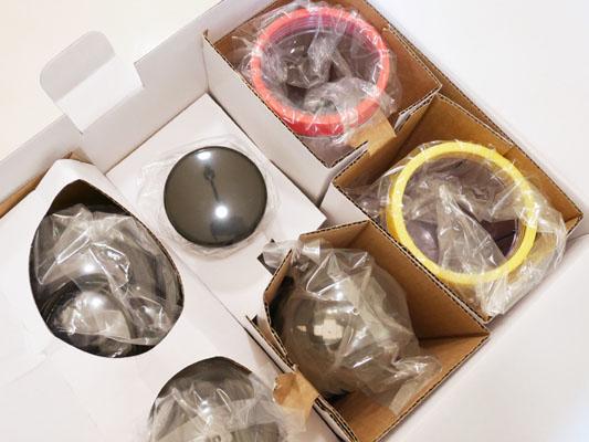 ショップジャパン「マジックブレット デラックス」梱包 パッケージ