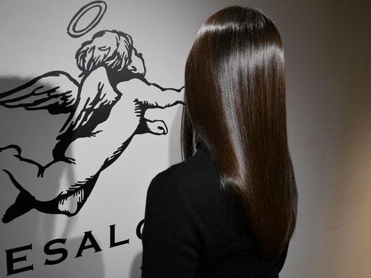 ミネコラを15ヶ月使った髪の写真