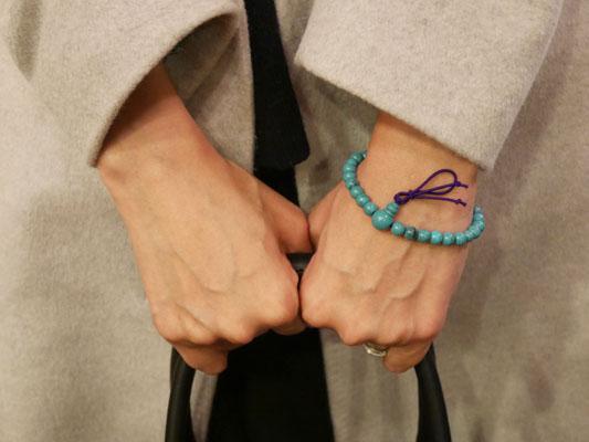 腕輪念珠 数珠ブレス 使い方
