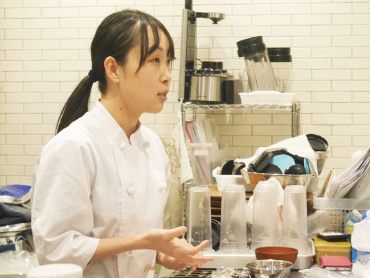 低糖質チョコレート 手作りイベント トイガルテン 佐藤絵里先生