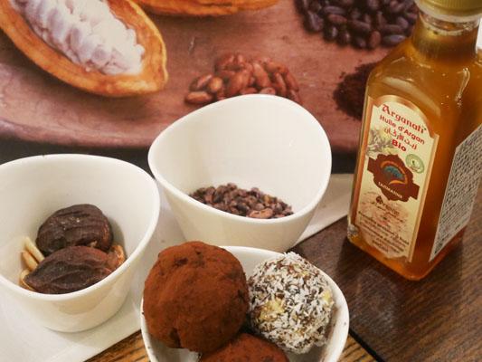 スローエイジング体験イベント 低糖質チョコレート 手作りイベント スマートスナッキング