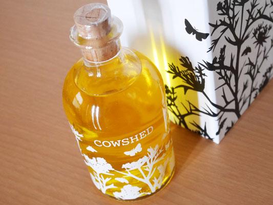 COWSHED(カウシェッド)ディフューザー ボトル デザイン