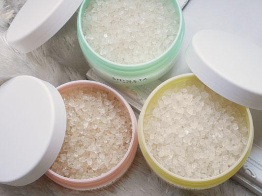 SHIGETA(シゲタ)ルナバスソルト 月のサイクルに合わせて選ぶ入浴剤