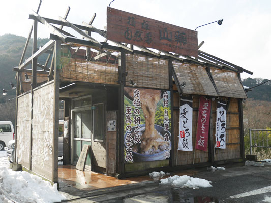 箱根自然薯の森 自然薯専門店「山薬」 口コミ ブログ