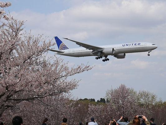 飛行機撮影スポット 成田空港