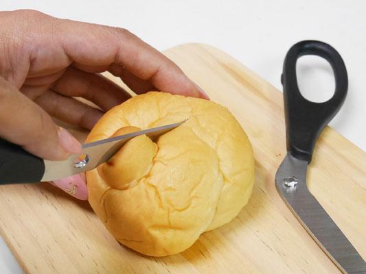 平野レミ ナイフになるキッチンバサミ
