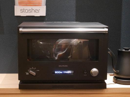 シリコンバッグ stasher(スタッシャー)レンジ調理