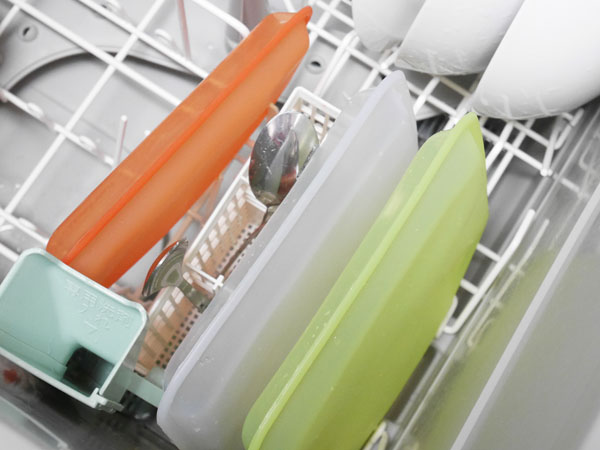 スタッシャー 食洗機使用