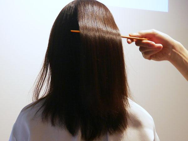 美髪専門サロン RESALON 表参道 仕上がり