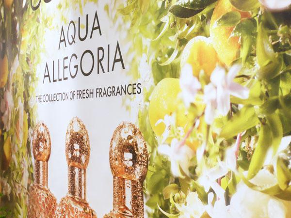 59753815c264d GUERLAIN「アクア アレゴリア」に2種の新たな香りと3種の復刻版が登場