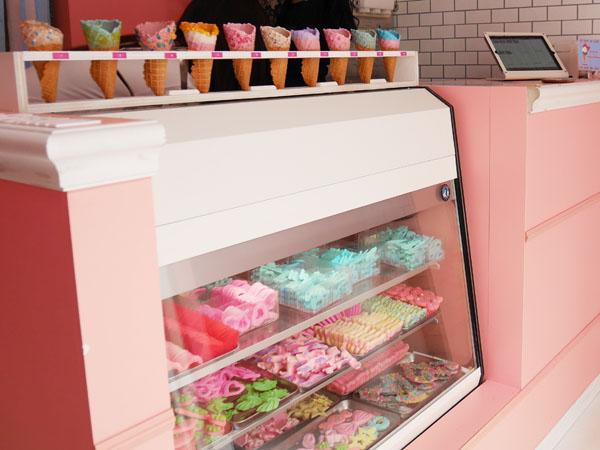 エディーズアイスクリーム オーダー方法