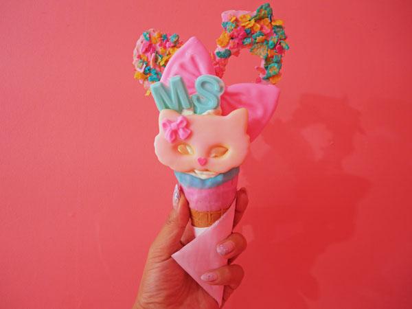 エディーズアイスクリーム 可愛いアイス
