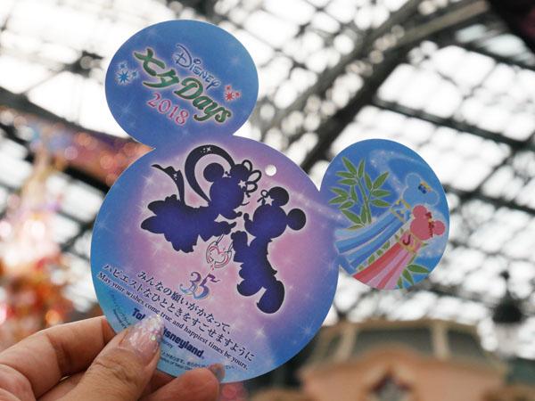 東京ディズニーランド 七夕グリーティングパレード 鑑賞レポート
