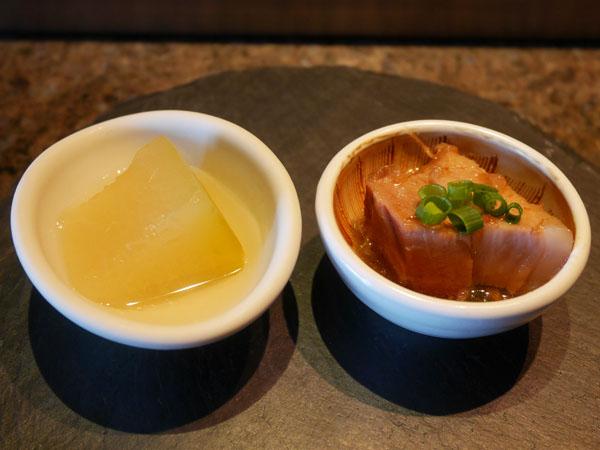 神戸オリエンタルホテル 鉄板焼きランチ コース 前菜