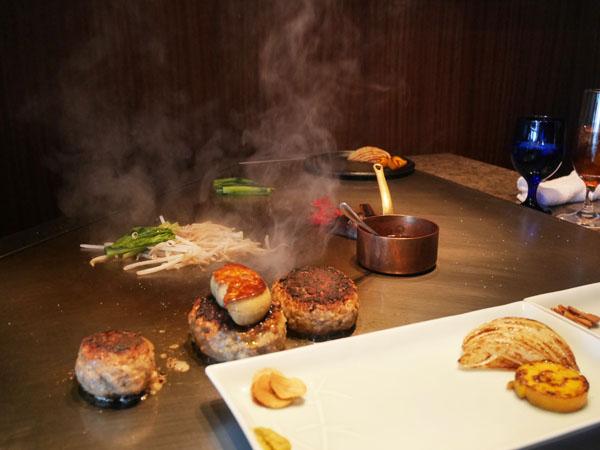 神戸オリエンタルホテル 鉄板焼きランチ