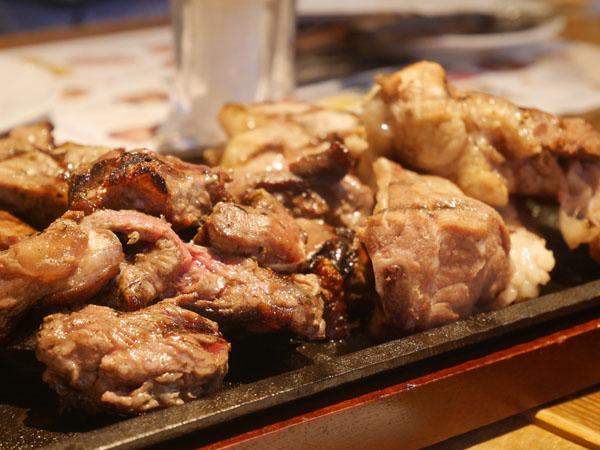 神保町 たんぱく質&野菜ディナー トレーニング飯におすすめ ブッチャーズマザー
