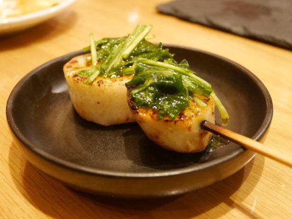 焼鳥 本田商店 長芋焦がし醤油