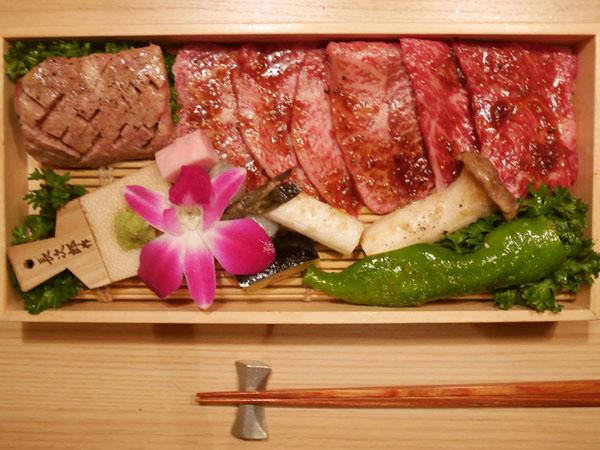本郷三丁目 焼肉 肉亭ふたご コース料理 にく匣 こころいき