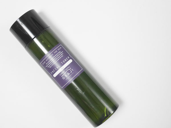 OSAJI(オサジ) スキンケア 化粧水 口コミ レポ