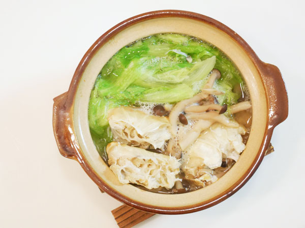 北国からの贈り物 「蟹足食べ放題セット計2kg」蟹ときのことレタスのお鍋