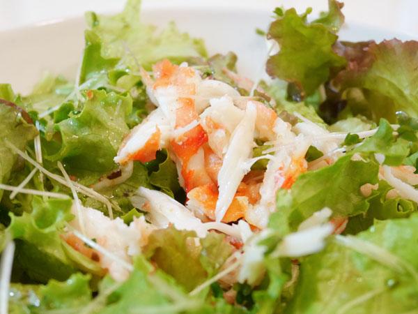 北国からの贈り物 「蟹足食べ放題セット計2kg」カニサラダ