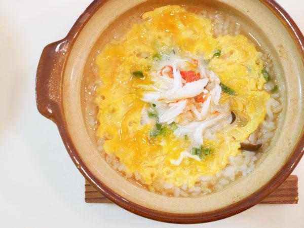 北国からの贈り物 「蟹足食べ放題セット計2kg」カニ雑炊
