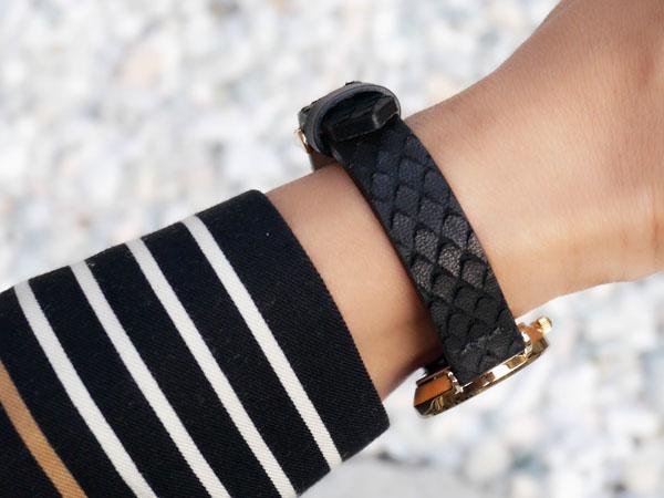 ローズフィールド 腕時計 女性用 ケースの厚み