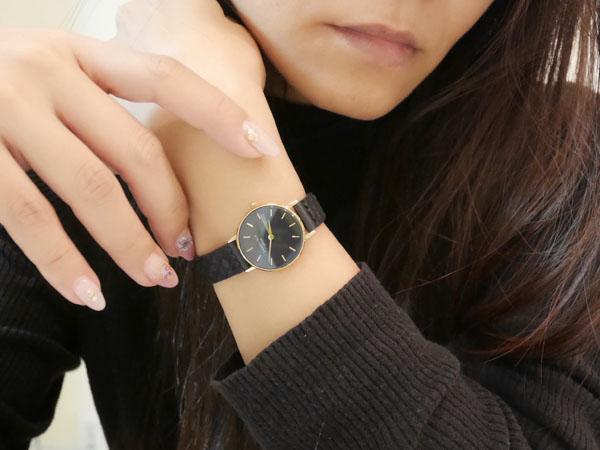 ローズフィールド 腕時計 彼女のクリスマスプレゼントにオススメ