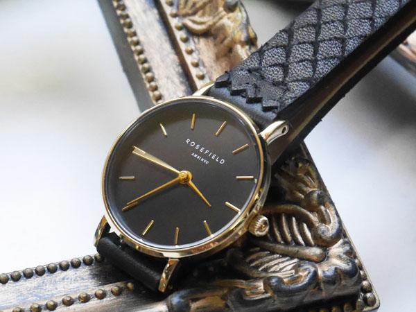 ローズフィールド 腕時計 女性用 文字盤が小さめ