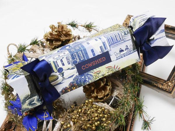 COWSHED(カウシェッド)クリスマスコフレ カウシェッドクラッカー 買ってみた