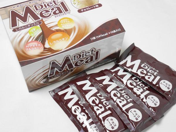 エステティック ミス・パリ「ダイエットミール(チョコレート味)」口コミ レポート ブログ