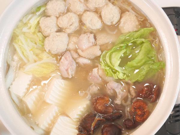博多若杉 プレミアム水炊きをお取り寄せ 家鍋をしてみた