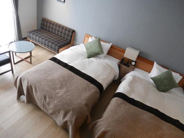 那須高原 ホテル THE KEY HIGHLAND NASU メゾネットタイプ 宿泊ブログ