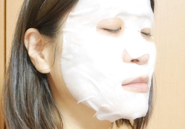 セレンディビューティー ワンデークリームマスク 使ってみた 画像