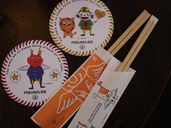 神戸 教会カフェ フロインドリーブ 本店 オリジナルローストビーフサンドウィッチ